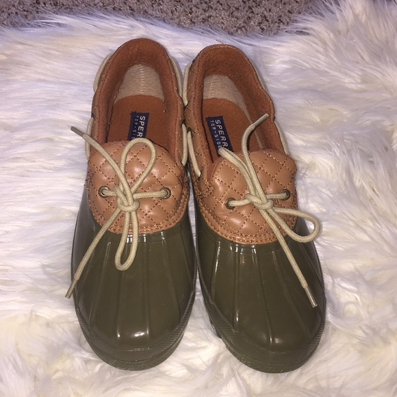 Sperry Shoes | Short Duck Boots | Poshmark